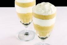 Food - the sweet stuff. / Irish apple and barley pudding