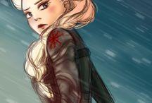 Winter Soldier Au's