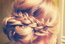 Nice hairstyles / Wish I could do that