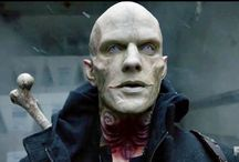 The Strain - and other Del Toro projects