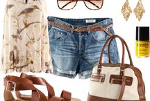 outfits / by Michelle Adamski