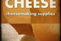 How to Make Cheese at Home! / Cheese making equipment supplies are growing in popularity. As leading supplier of dairy equipment to small dairy farms and Micro Dairies, we've been increasing our offerings for cheese makers. See our entire selection: http://bobwhitesystems.com/collections/cheesemaking.   / by Bob-White Systems