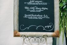 Mirrors and Chalkboards