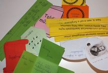 Lapbook ötletek; interactive notebooks