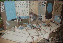 Manila folder crafts
