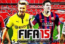 The cheap fifa 15 coins / 5% bonus code: buyfifacoin4u.com