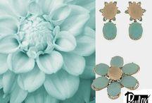 flora collection by Pavlov jewellery house / Pavlov jewellery