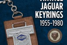 Vintage Jaguar Keyrings 1955-1980 / Well-researched by a long-time classic Jaguar car enthusiast and concours judge and lavishly illustrated with full-sized examples of more than 300 vintage fobs, the book reveals for the first time the wide array of Jaguar 'optional extra' and aftermarket keyrings that accompanied their owners down the road of life.