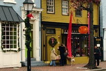 Shopping in Alexandria / Area designers, artisans and ground floor retailers from #Alexandria #Virginia. / by The Beacon of Groveton