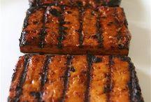 Meat free BBQ