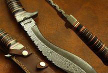 Noże i inne ostrza
