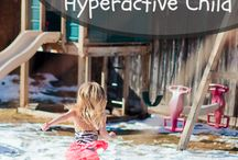 helping a hyperactive child keep calm