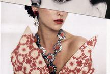 Fashion, Editorial / Images from magazine, photoshoots, etc. Inspiring fashion editorial. / by Melanie Katsalidis