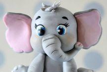 cake Elephant
