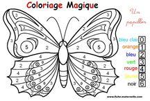 {ACTIVITES} Coloriages