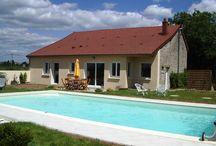 Gîtes en Berry / Découvrez une sélection des plus beaux gîtes et locations de vacances en Berry dans le #Cher et l'#Indre ! #tourisme