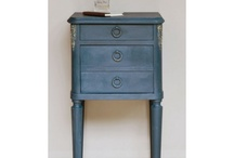 Painted Furniture / The excitement of personal expression / by Judy Quillen