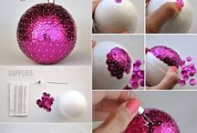 Christmas Decorating / Christmas Decorating, Christmas Ideas, Holiday Decorating, Christmas Tree, Wreath, Christmas Lights
