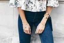 blusa branca kally