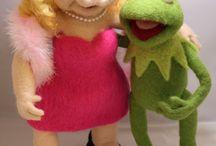 Pig & frog