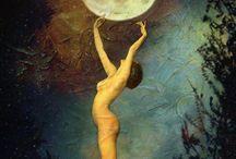 I AM the moon