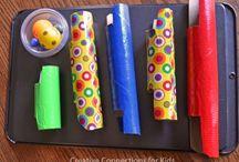 Diversão para as crianças   Fun for kids / by Maria, já é dia!