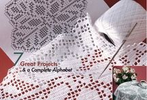 Filet Crochet - Resources