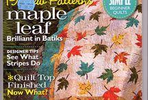 the quilt magazine