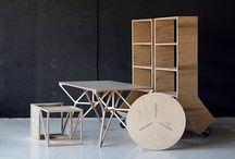 Plywood / Мебель и предменты интерьера из фанеры.