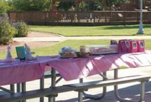 Kids Party Outdoor