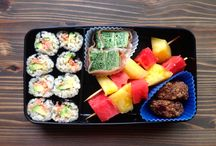 Bento Box Life / Bought a bento box container. Determined to use it.