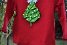 Holiday shirts/outfits / by Sarah Smith