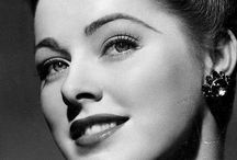 1944 Make Up, Fashion, Beauty / Make Up examples, hairstyle, fashion and beauty from 1944's