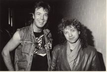 Lou Gramm with company
