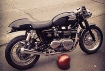 Cafe racer & custom