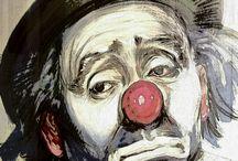 Clown Art Ideas