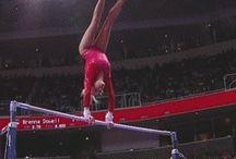 Funny gymnastics fails
