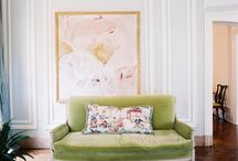 living rooms and misc / by emma retzlaff