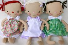Rag dolls I like