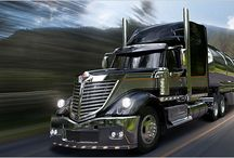 Big Rigs / by Dave Panos