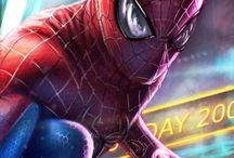 comic hero's