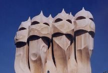 Barcelona Gaudí / Antoni Gaudi was a Spanish Catalan architect and figurehead of Catalan Modernism. Gaudi's works reflect his highly individual and distinctive style and are largely concentrated in the Catalan capital of Barcelona.