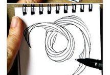LUM: zentangle
