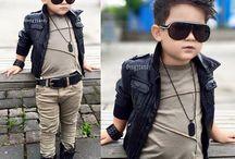 Мода мальчики