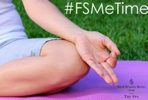 #FSMeTime / Who needs some Me Time?