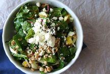 Salads / by Jennifer Rackley