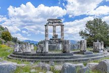 Archaeological Site of Delphi Hellas