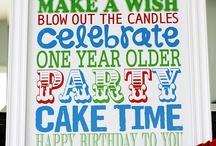 BIRTHDAY CELEBRATION!!!