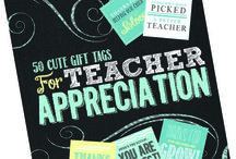 Teacher Gifts / by Kelly Torres