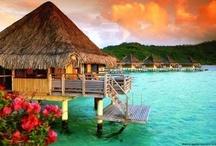 Places I'd Like to Go / by Nikki Jorski